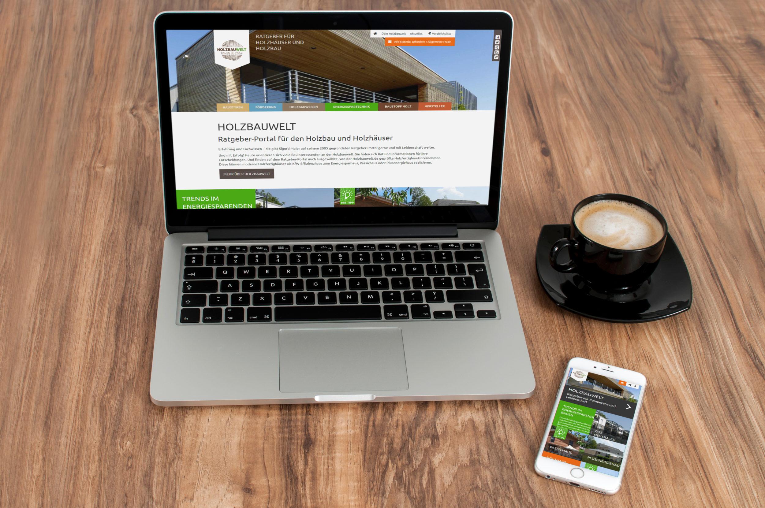 Holzbauwelt.de Ratgeber-Portal für Holzbau und Holzhäuser