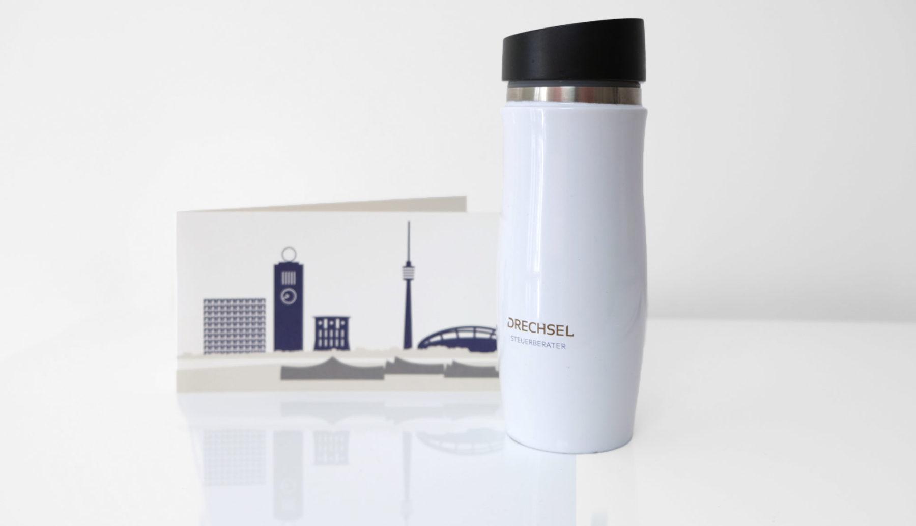 Steuerberater Drechsel, Branding Merchandise